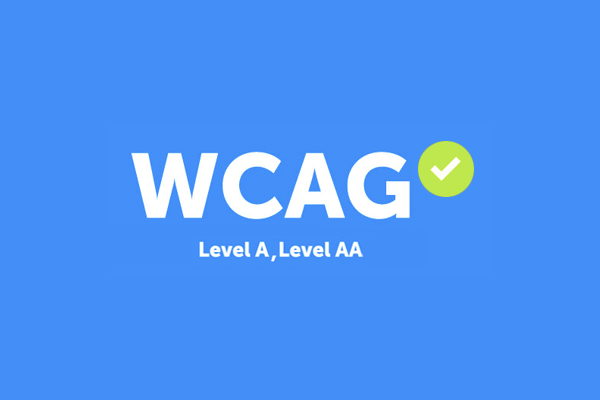 WCAG (Web Content Accessibiility Guidelines)